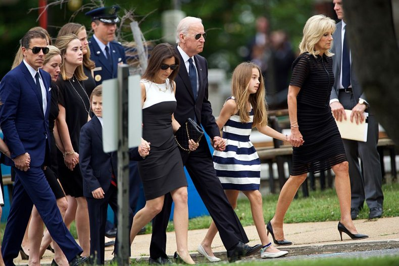 Lincoln Project Ad Presents Joe Biden As A Resilient Single Father After Wife S Death Makes The Occasional Gaffe