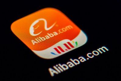 China, US, Alibaba, state media, DOnald Trump