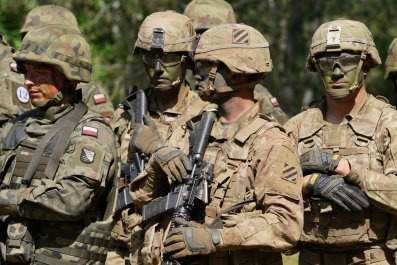 US, Poland, deployment, military, Russia, agreement, NATO