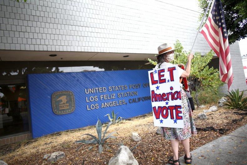 Voting Protest