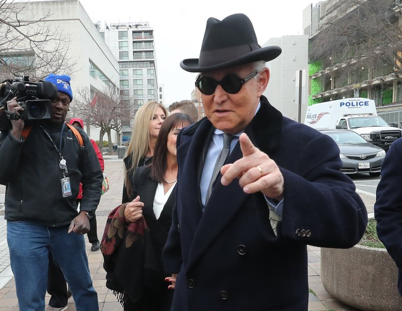 roger stone pro-Russia tweets 2016 campaign