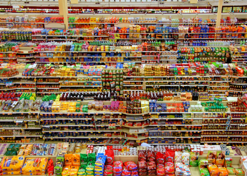 Packaged goods have health and environmental impacts
