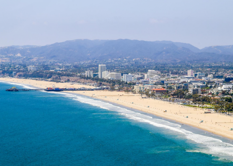 California: Santa Monica