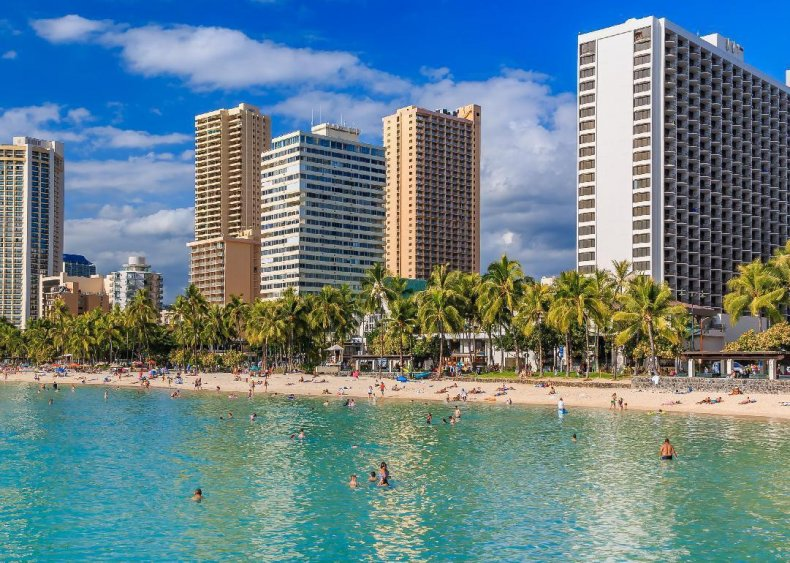 Hawaii: Honolulu