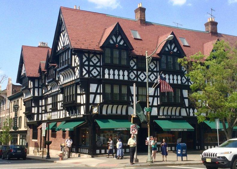 New Jersey: Princeton