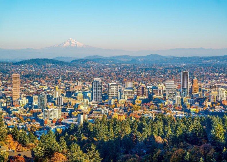 Oregon: Bethany