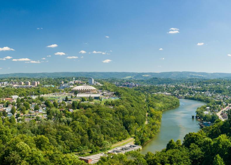 West Virginia: Star City