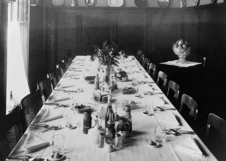 1924: Iodine is added to table salt