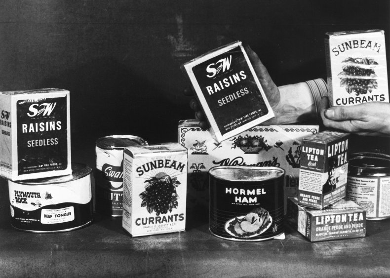 1926: America gets its first canned ham