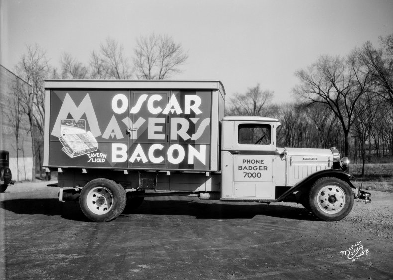 "1929: Oscar Meyer invents first ""branded"" meat"