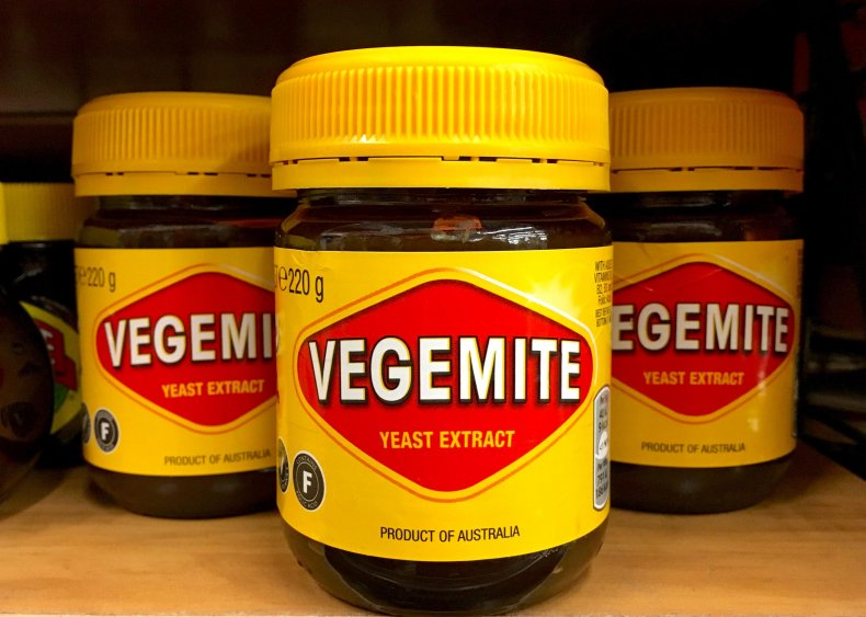 1935: Kraft Foods buys Vegemite