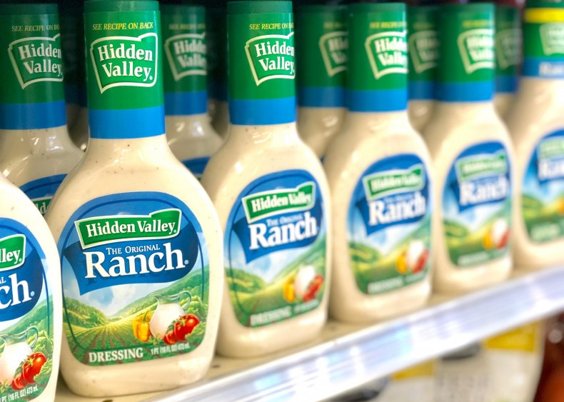 1954: California dude ranch invents ranch dressing