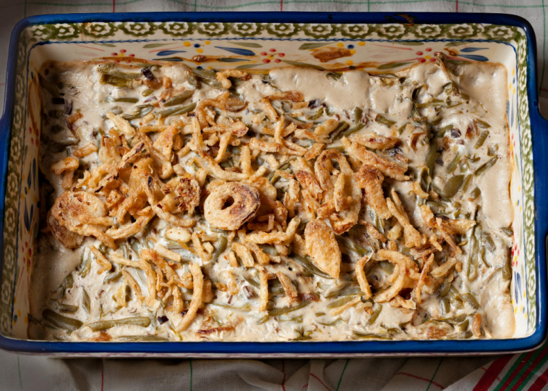 1955: Green bean casserole originates at Campbell's