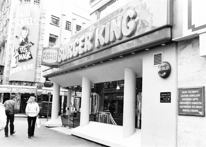 1957: Burger King introduces the Whopper