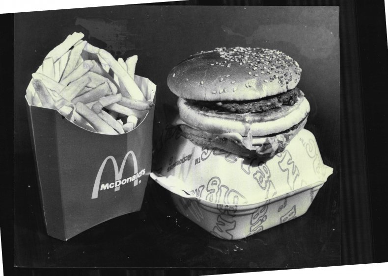 1968: The Big Mac goes national