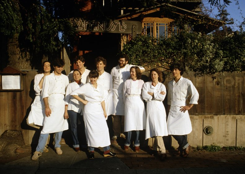 1971: Chez Panisse kickstarts farm-to-table movement
