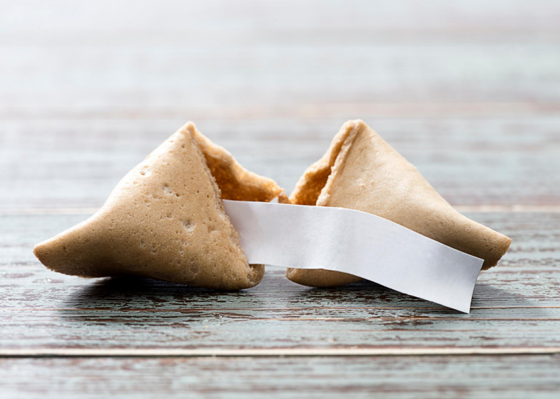 1973: Shuck Yee invents fortune cookie folding machine