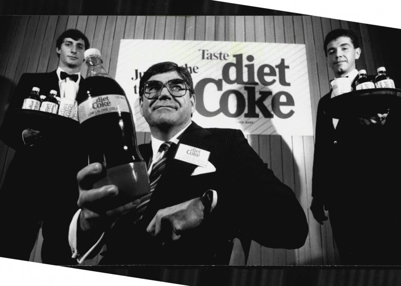 1982: Diet Coke enters the market