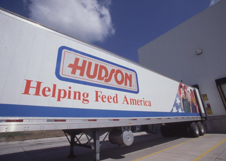 1997: Hudson Beef recalls 25 million pounds of meat