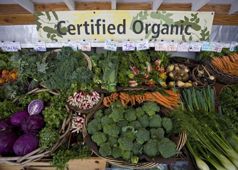 2002: Government releases USDA Organic Seal