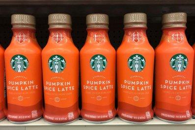2003: Starbucks launches the pumpkin spice latte