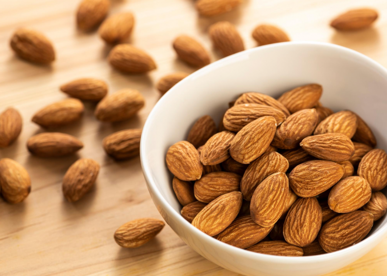 2004: FDA issues massive almond recall