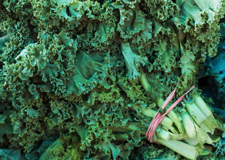 2017: Kale sales soar