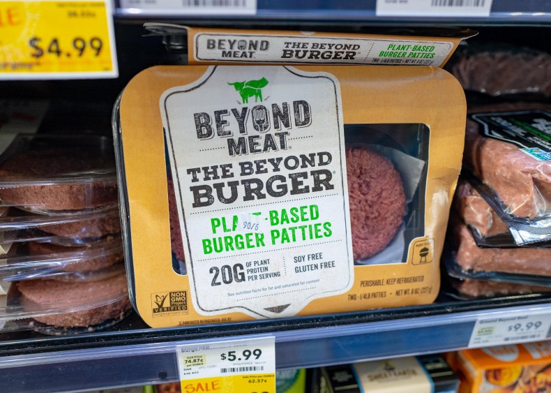2019: Fake meat becomes ubiquitous