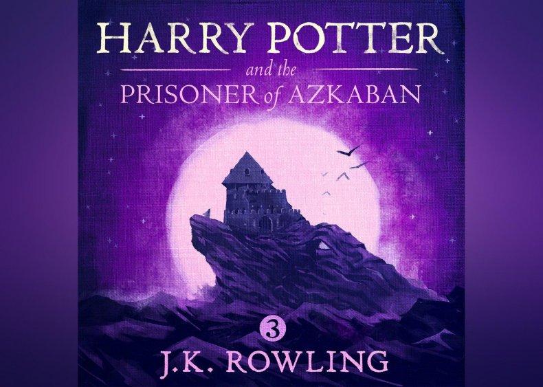 #42. Harry Potter and the Prisoner of Azkaban, Book 3