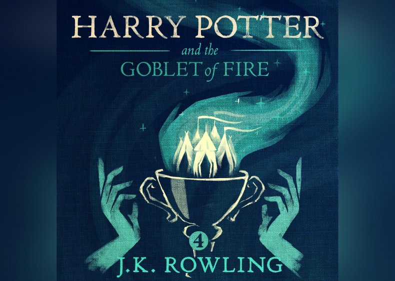 #36. Harry Potter and the Goblet of Fire, Book 4