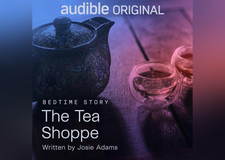 #29. The Tea Shoppe
