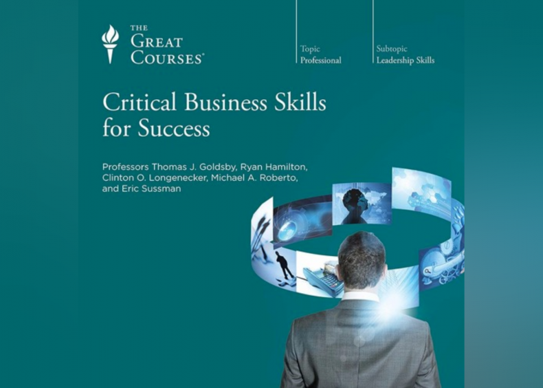 #27. Critical Business Skills for Success