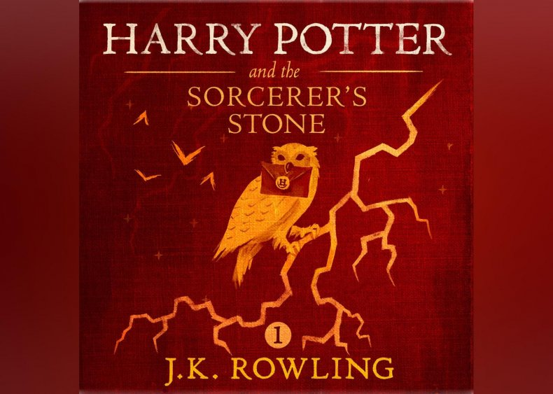 #20. Harry Potter and the Sorcerer's Stone, Book 1
