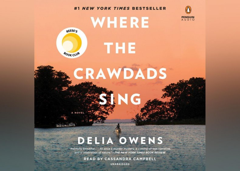 #6. Where the Crawdads Sing