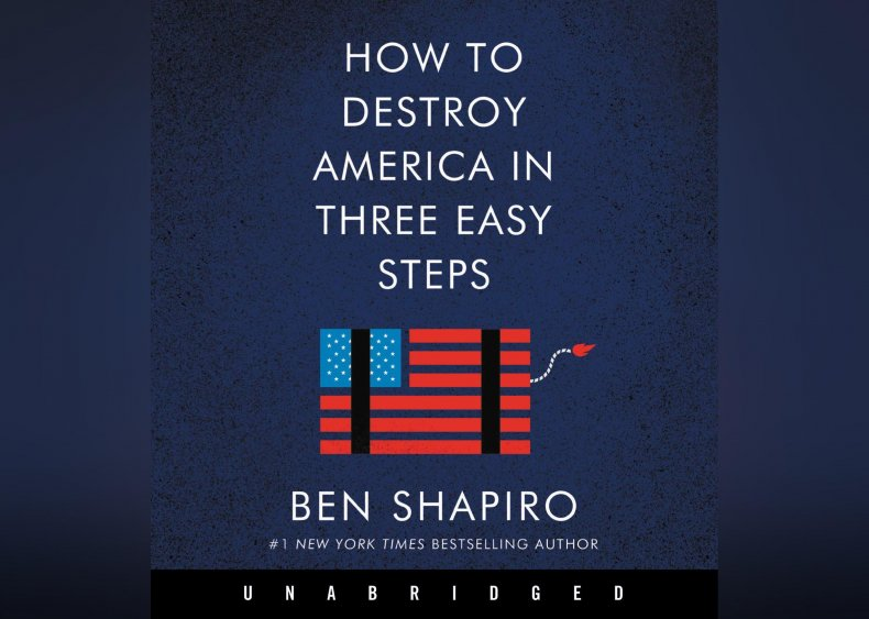 #4. How to Destroy America in Three Easy Steps