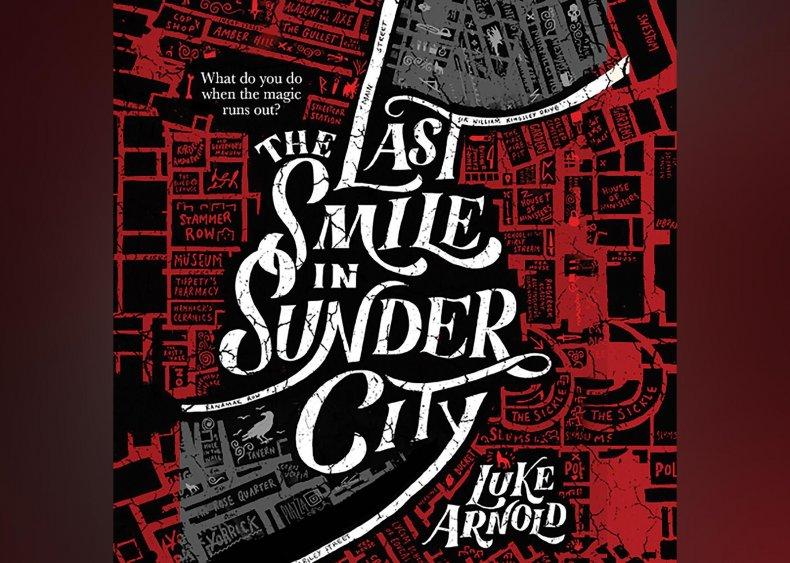 #3. The Last Smile in Sunder City