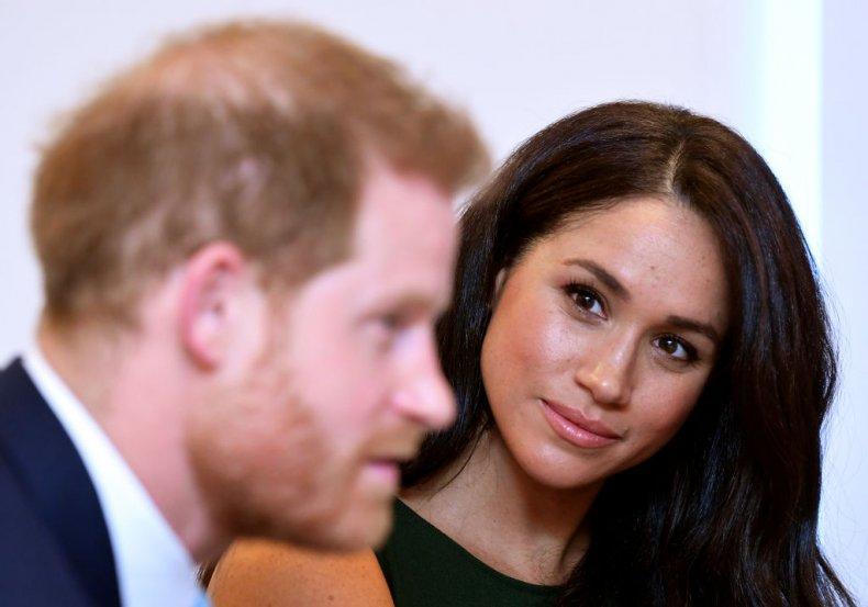 Prince Harry and Meghan Markle, WellChild