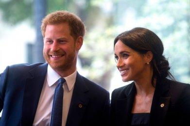 Prince Harry, Meghan Markle WellChild Awards