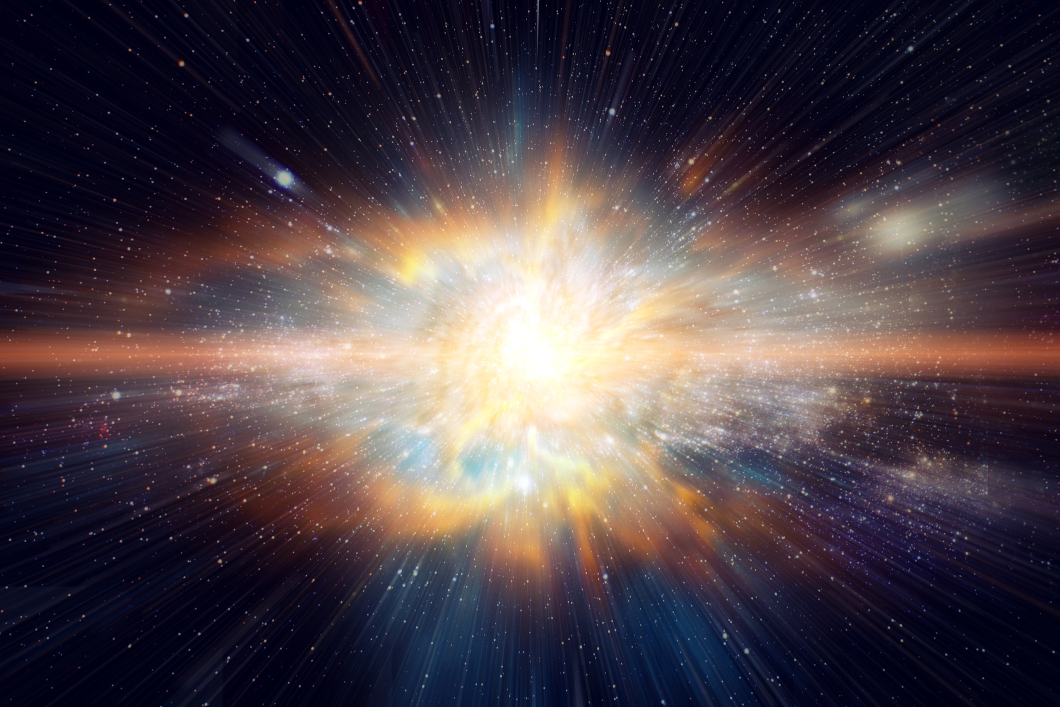 Supernova explosions may have caused mass extinction on earth 350 million years ago