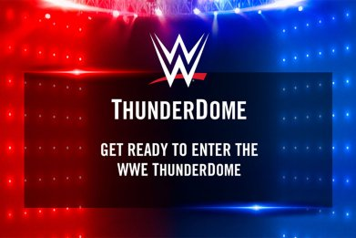 wwe thunderdome sign up