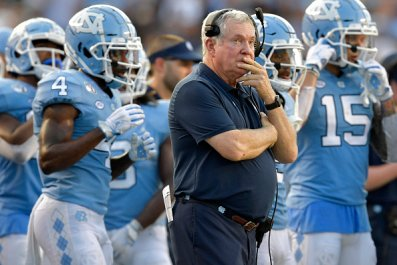 UNC Football and Mack Brown