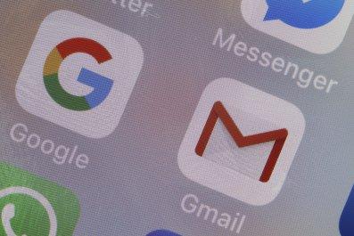 Google Gmail iPhone 2018