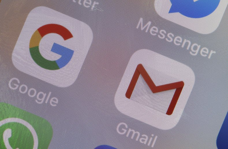 Google Gmail iPhone 2018