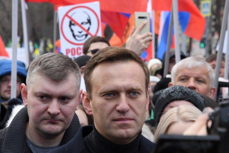Alexei Navalny, Russia, poison, Vladimir Putin, attacks