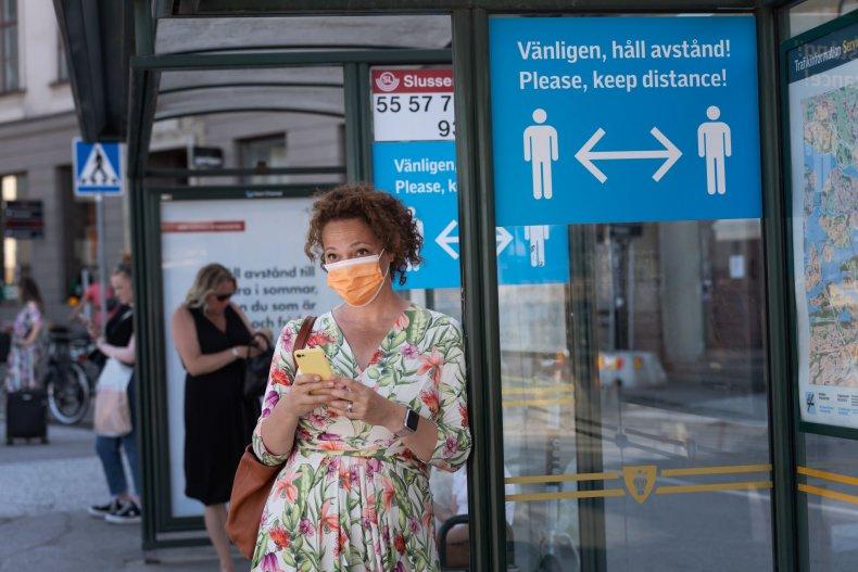 covid19,冠状病毒,瑞典,盖蒂