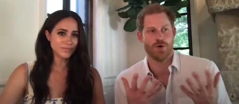 Meghan Markle, Prince Harry, Queen's Commonwealth Trust