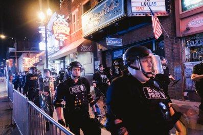 Nashville Police