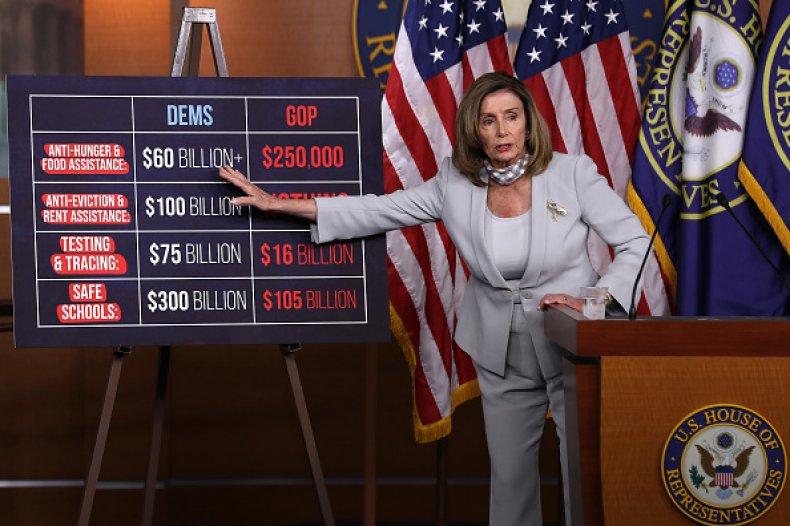 Pelosi Stimulus