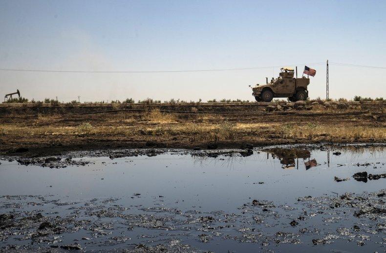 syria, oil, us, military