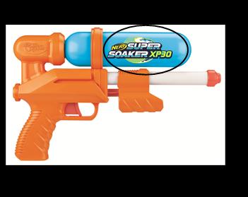 Nerf Super Soaker XP30